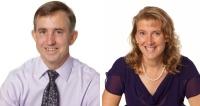 Benjamin Locklear, DC and Karen Locklear