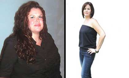 Weight loss of celebrities in jungles you quick
