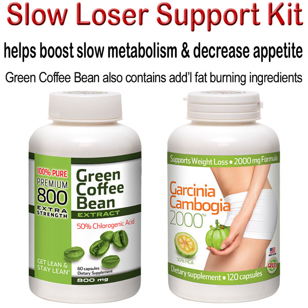Slow Loser Support Kit