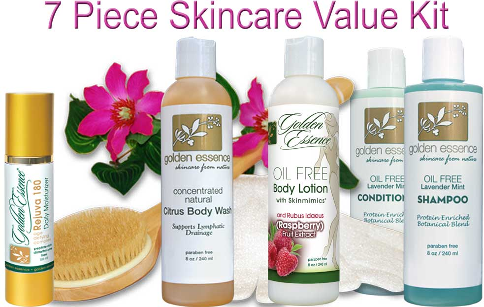 7 Piece Skincare Value Kit