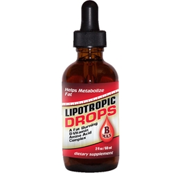 B Max Fat Burning Liquid Lipotropic Drops / SAVE 15% on 2