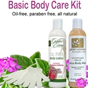 Basic Body Care Kit