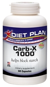 Carb-X 1000 Starch Blocker