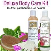 Deluxe Body Care Kit