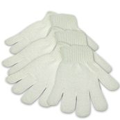 Exfoliating Gloves High Quality, Long Lasting - Set of 3 Pairs