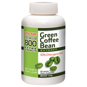 Green Coffee Bean 800