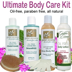 Ultimate Body Care Kit