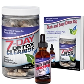 7 Day Detox Cleanse Kit