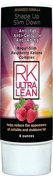 RK Ultra Lean Raspberry Ketone Lotion