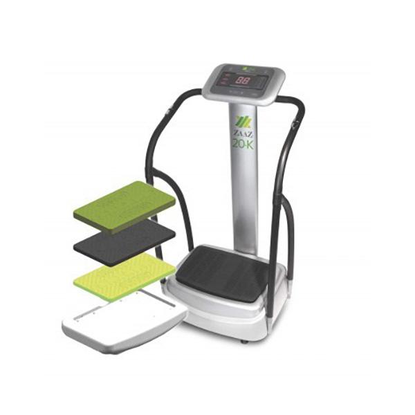 Zaaz Whole Body Vibration Machine 3 Upgraded Mats V